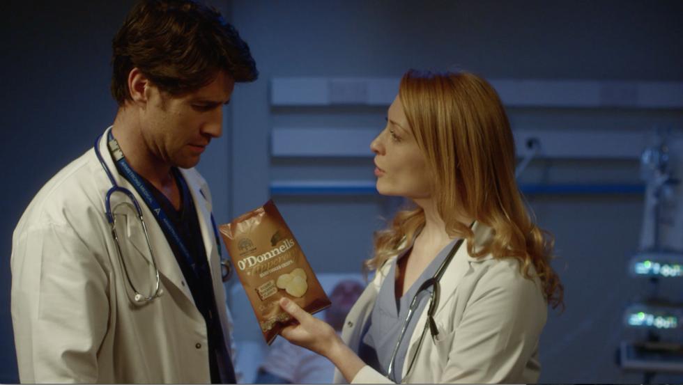 Largo backs Grey\'s Anatomy with O\'Donnells   Marketing.ie