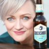 NO REPRO FEE 22/2/2018 Niki MacCorquodale, Head of Beer Innovation, Europe at Diageo, announcing the launch of Rockshore Irish lager. Rockshore is a new light & refreshing tasting lager, inspired by the West Coast of Ireland, from the brewers at St. James's Gate. Rockshore will be rolled out from today nationally and will be available on draught and bottles in pubs, off-licences and supermarkets throughout the island of Ireland. Photograph: Leon Farrell / Photocall Ireland