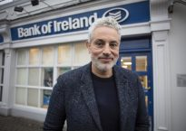 Baz's F-word ads pay off for Bank of Ireland
