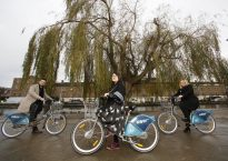 Now TV Dublin Bikes adds electric power